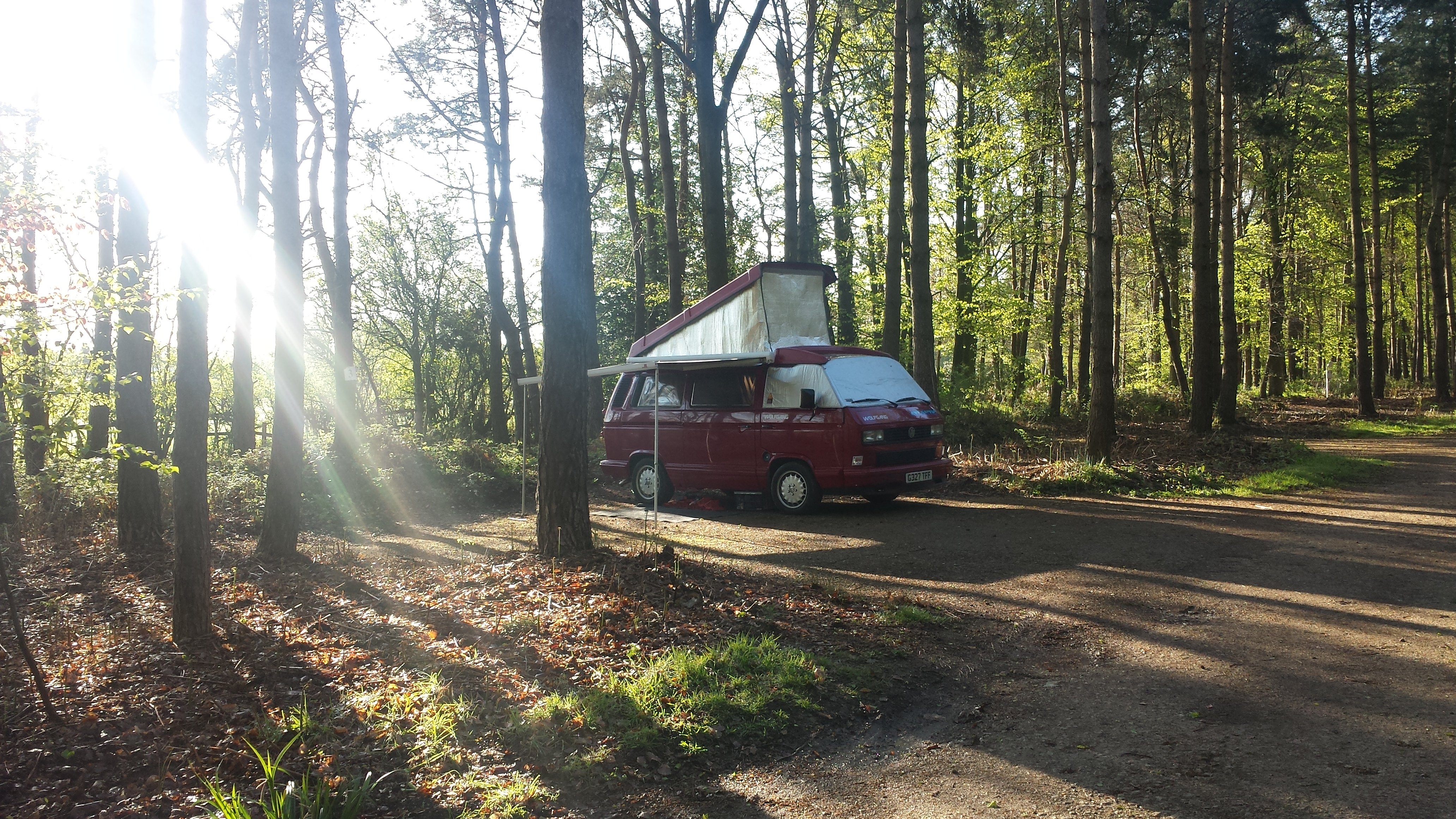 Woodland Camping and Caravan Park