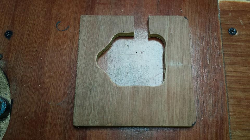 Cut Ply Board